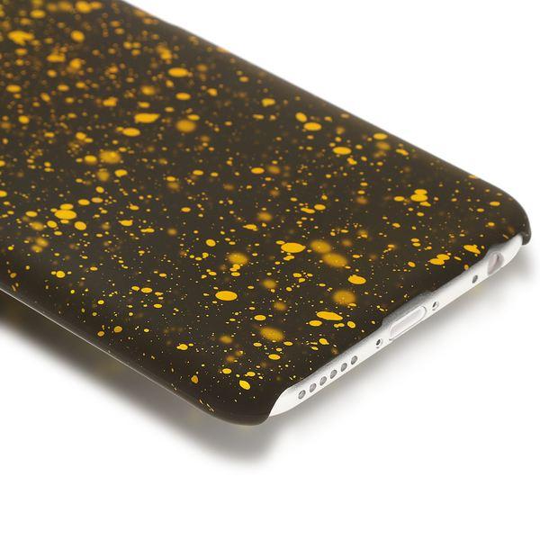 NALIA Handyhülle kompatibel mit iPhone 6 6S, Sternhimmel Glitzer Cover Dünnes 3D Case Schutz-Hülle Handy-Tasche, Ultra-Slim Liquid Silikon Hard-Case Bumper, Smart-Phone Backcover Etui – Bild 20