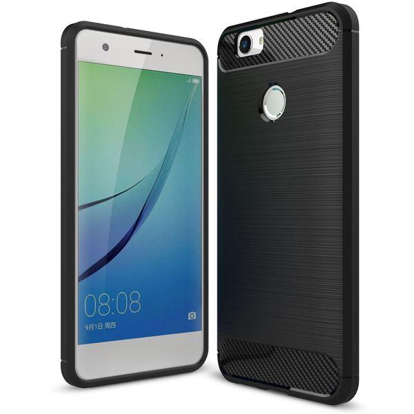 NALIA Handyhülle kompatibel mit Huawei Nova, Ultra Slim Silikon Case Cover, Dünne Crystal Schutz-Hülle Silikonhülle, Etui Handy-Tasche Back-Cover Bumper, TPU Smart-Phone Gummihülle – Bild 2