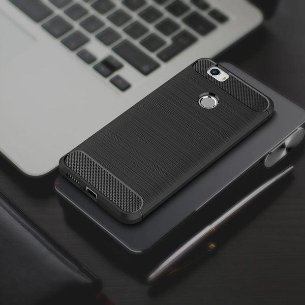 NALIA Handyhülle kompatibel mit Huawei Nova, Ultra Slim Silikon Case Cover, Dünne Crystal Schutz-Hülle Silikonhülle, Etui Handy-Tasche Back-Cover Bumper, TPU Smart-Phone Gummihülle – Bild 8