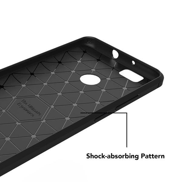 NALIA Handyhülle kompatibel mit Huawei Nova, Ultra Slim Silikon Case Cover, Dünne Crystal Schutz-Hülle Silikonhülle, Etui Handy-Tasche Back-Cover Bumper, TPU Smart-Phone Gummihülle – Bild 5