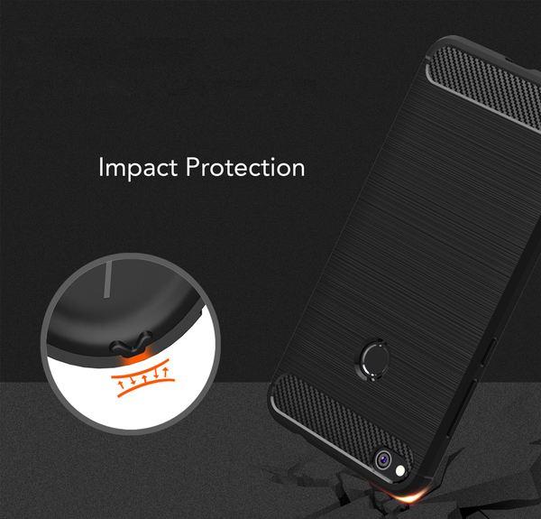 NALIA Handyhülle für Huawei P8 Lite 2017, Ultra Slim Silikon Case Cover, Dünne Crystal Schutz-Hülle, Etui Handy-Tasche Back-Cover Bumper, TPU Gummihülle für P8-Lite 17 Smart-Phone – Bild 8