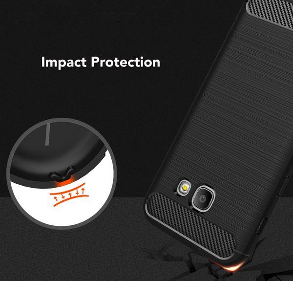 NALIA Handyhülle kompatibel mit Samsung Galaxy A5 2017, Ultra Slim Silikon Case Cover, Dünne Crystal Schutz-Hülle, Etui Handy-Tasche Back-Cover Bumper, TPU Smart-Phone Gummihülle – Bild 5