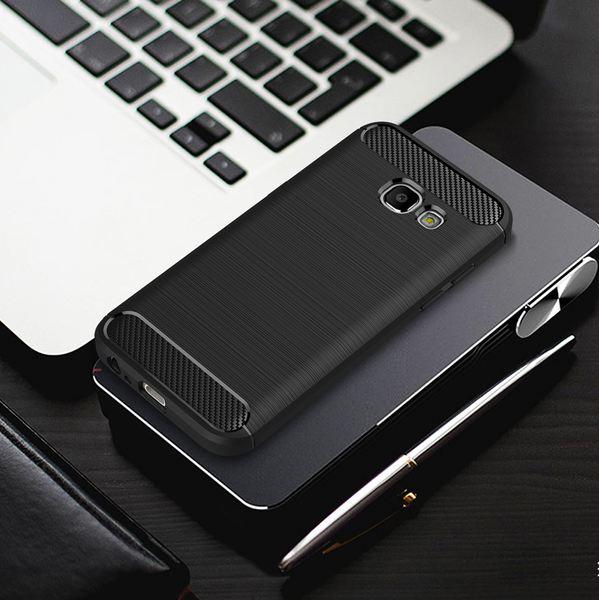 NALIA Handyhülle kompatibel mit Samsung Galaxy A5 2017, Ultra Slim Silikon Case Cover, Dünne Crystal Schutz-Hülle, Etui Handy-Tasche Back-Cover Bumper, TPU Smart-Phone Gummihülle – Bild 7