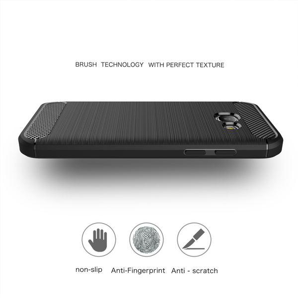 NALIA Handyhülle kompatibel mit Samsung Galaxy A5 2017, Ultra Slim Silikon Case Cover, Dünne Crystal Schutz-Hülle, Etui Handy-Tasche Back-Cover Bumper, TPU Smart-Phone Gummihülle – Bild 3