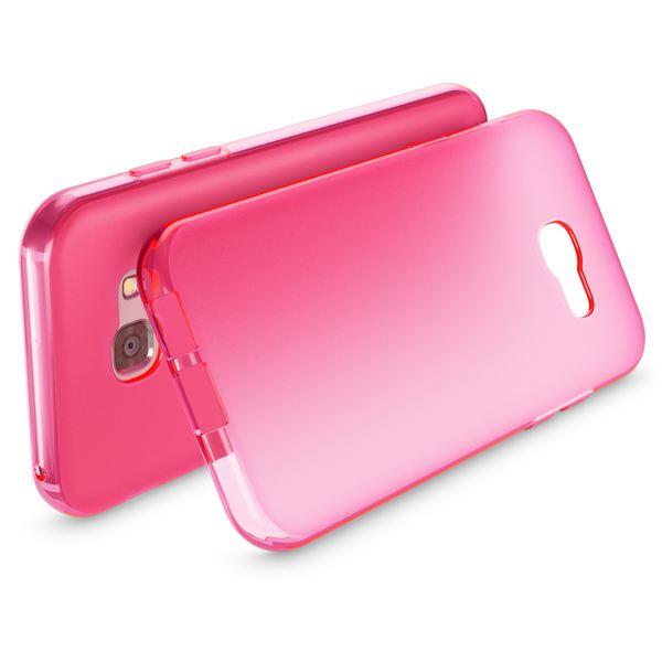 NALIA Handyhülle kompatibel mit Samsung Galaxy A3 2017, Ultra-Slim Silikon Case, Dünne Crystal Schutz-Hülle, Etui Handy-Tasche Back-Cover Bumper, TPU Smart-Phone Gummihülle – Bild 6