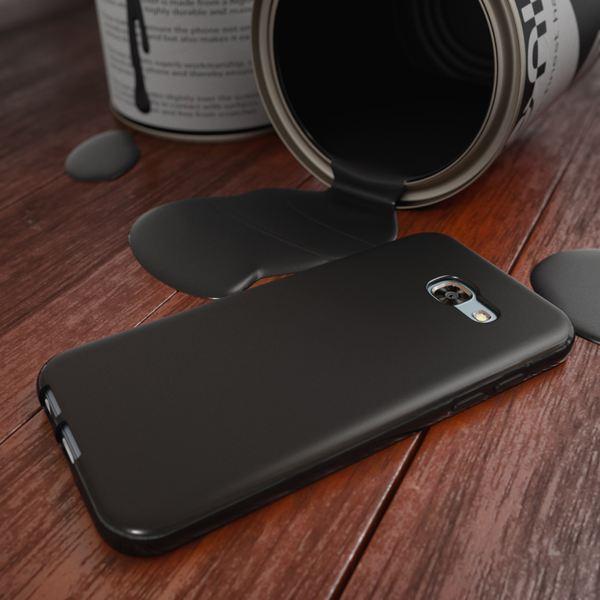 NALIA Handyhülle kompatibel mit Samsung Galaxy A5 2017, Ultra-Slim Silikon Case, Dünne Crystal Schutz-Hülle, Etui Handy-Tasche Back-Cover Bumper, TPU Smart-Phone Gummihülle – Bild 4