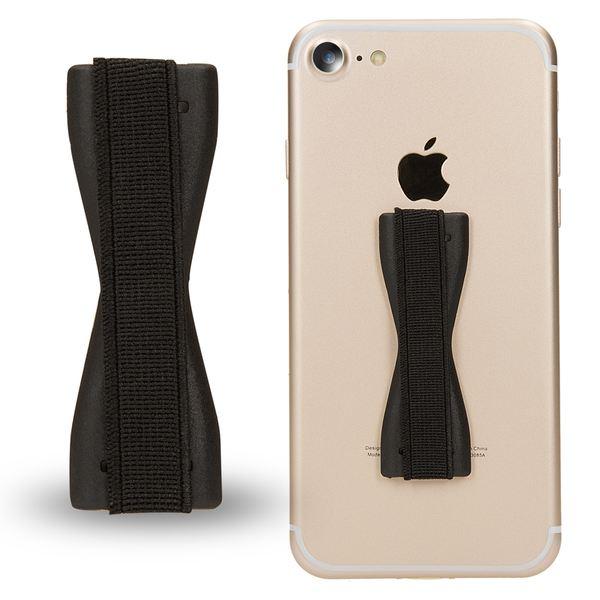 NALIA Fingerhalterung, stabile Finger-Schlaufe als Handy-Halter für Smart-Phone Einhand-Bedienung, Strap Hand-Griff selbstklebend kompatibel mit iPhone, Samsung, Sony, Huawei etc. – Bild 17