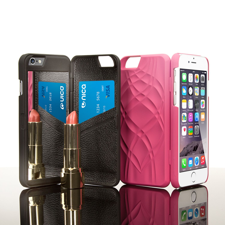 apple iphone 6 6s spiegel handy h lle von nalia mirror. Black Bedroom Furniture Sets. Home Design Ideas