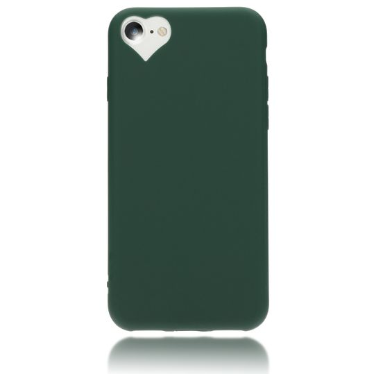 iPhone 8 / 7 Hülle Herz Handyhülle von NICA, Silikon Case Schutz Gummihülle, Soft Slim Cover Etui Dünne Handy-Tasche, Ultra-Slim Phone Back-Cover Skin Bumper für Apple iPhone-7 / 8 – Bild 15