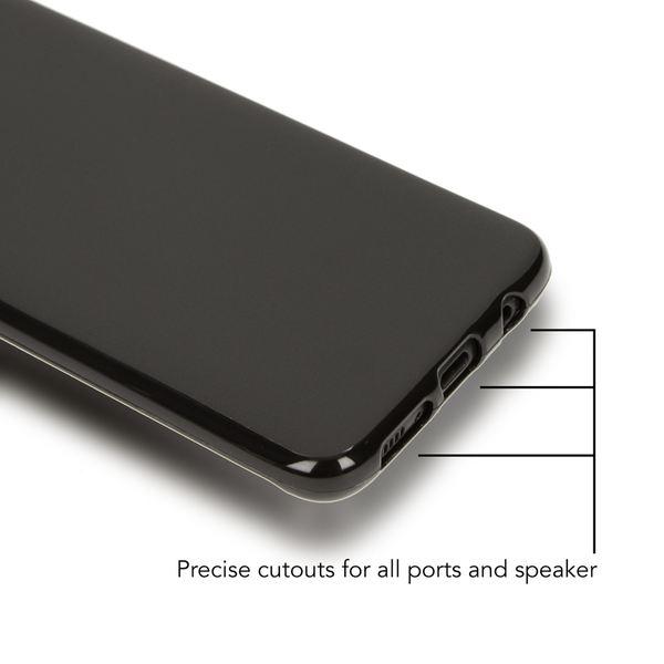 NALIA Handyhülle kompatibel mit Samsung Galaxy S8 Plus, Ultra-Slim Silikon Case, Dünne Crystal Schutz-Hülle, Etui Handy-Tasche Back-Cover Bumper, TPU Smart-Phone Gummihülle – Bild 4