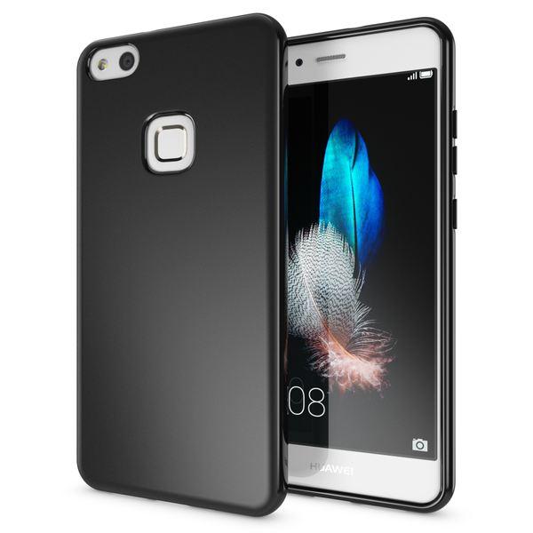 NALIA Handyhülle kompatibel mit Huawei P10 Lite, Ultra-Slim Silikon Case Cover, Dünne Crystal Schutz-Hülle, Etui Handy-Tasche Back-Cover Phone Bumper, TPU Smart-Phone Gummihülle – Bild 1