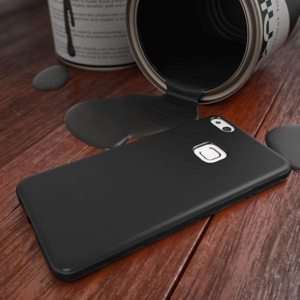 NALIA Handyhülle für Huawei P10 Lite, Ultra-Slim Silikon Case Cover, Dünne Crystal Schutz-Hülle, Etui Handy-Tasche Back-Cover Phone Bumper, TPU Gummihülle für P10-Lite Smartphone – Bild 3