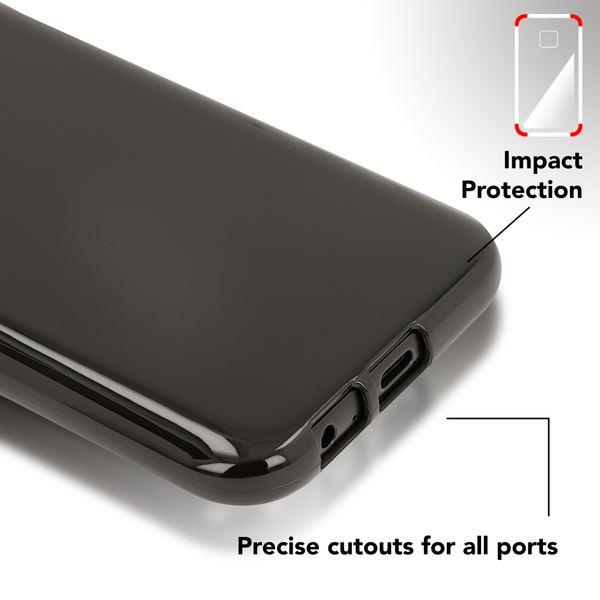 NALIA Handyhülle kompatibel mit Samsung Galaxy A3 2017, Ultra-Slim Silikon Case Cover, Dünne Crystal Schutzhülle Handy-Tasche Schale Backcover Bumper Etui, Smart-Phone Gummi Hülle Skin – Bild 6