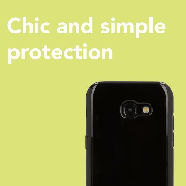 NALIA Handyhülle kompatibel mit Samsung Galaxy A5 2017, Ultra-Slim Silikon Case Cover, Dünne Crystal Schutzhülle Handy-Tasche Schale Backcover Bumper Etui, Smart-Phone Gummi Hülle Skin – Bild 5