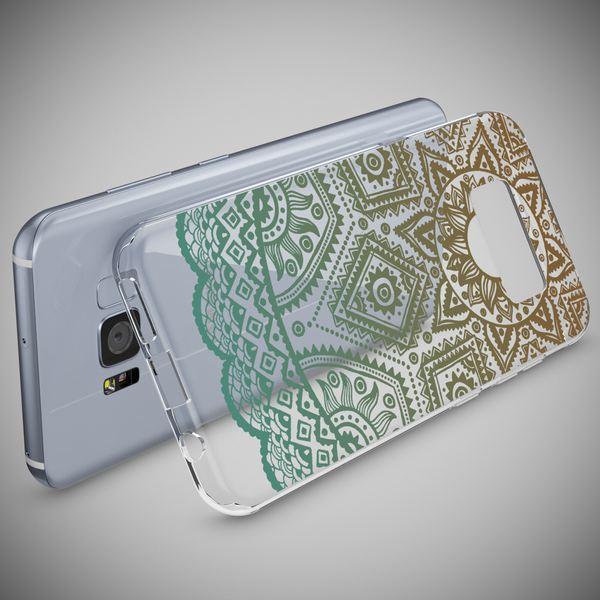 NALIA Handyhülle kompatibel mit Samsung Galaxy S8, Motiv Design Slim Silikon Case Cover, Crystal Schutzhülle Handy-Tasche Dünn, Muster Backcover Bumper Smart-Phone Hülle – Bild 12