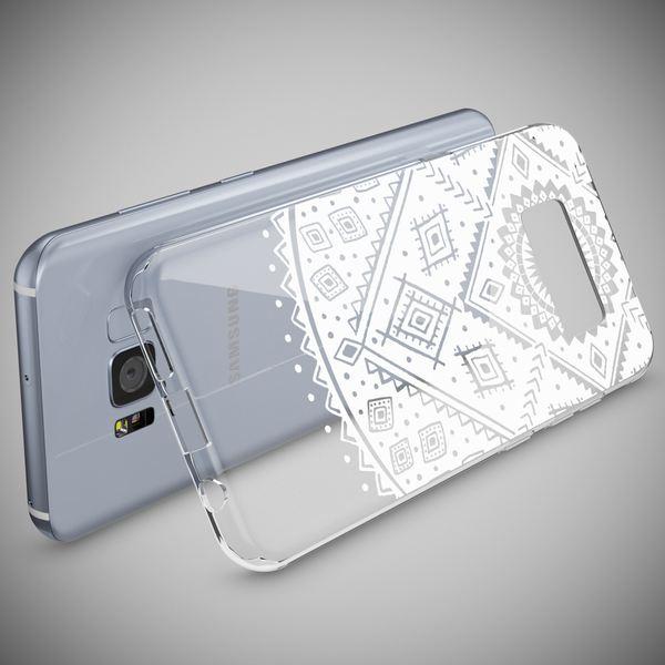 NALIA Handyhülle kompatibel mit Samsung Galaxy S8, Motiv Design Slim Silikon Case Cover, Crystal Schutzhülle Handy-Tasche Dünn, Muster Backcover Bumper Smart-Phone Hülle – Bild 18