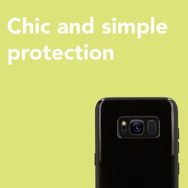 NALIA Handyhülle kompatibel mit Samsung Galaxy S8, Ultra-Slim Silikon Case Cover, Dünne Crystal Schutzhülle Handy-Tasche Schale Backcover Bumper Etui, TPU Smart-Phone Gummi Hülle Skin – Bild 5