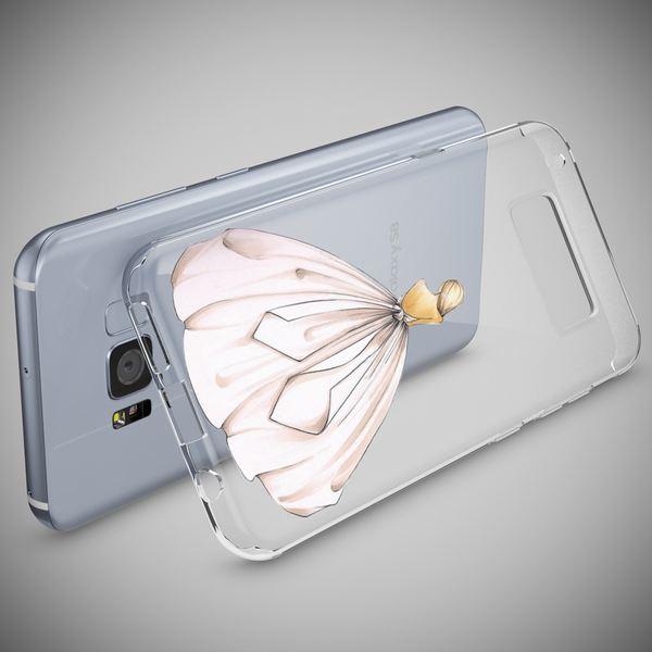 NALIA Handyhülle kompatibel mit Samsung Galaxy S8 Plus, Motiv Design Slim Silikon Case Cover, Crystal Schutzhülle Handy-Tasche Dünn, Muster Backcover Smart-Phone Hülle – Bild 24