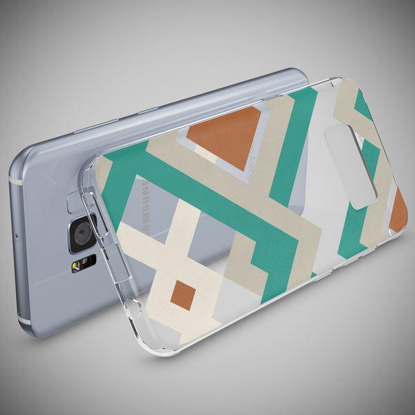 NALIA Handyhülle kompatibel mit Samsung Galaxy S8 Plus, Motiv Design Slim Silikon Case Cover, Crystal Schutzhülle Handy-Tasche Dünn, Muster Backcover Smart-Phone Hülle – Bild 18