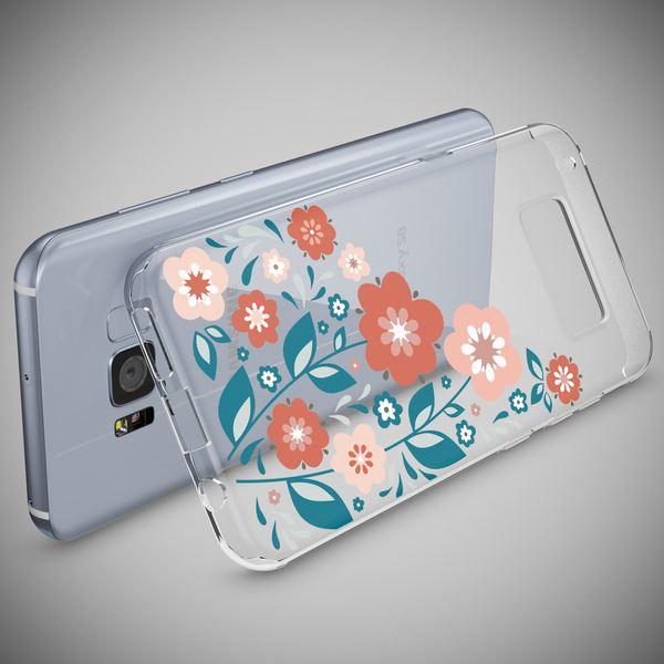 NALIA Handyhülle kompatibel mit Samsung Galaxy S8 Plus, Motiv Design Slim Silikon Case Cover, Crystal Schutzhülle Handy-Tasche Dünn, Muster Backcover Smart-Phone Hülle – Bild 12