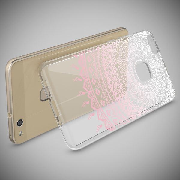 NALIA Handyhülle kompatibel mit Huawei P10 Lite, Motiv Design Slim Silikon Case Cover, Crystal Schutzhülle Handy-Tasche Dünn, Muster Etui Backcover Skin Smart-Phone Hülle – Bild 9