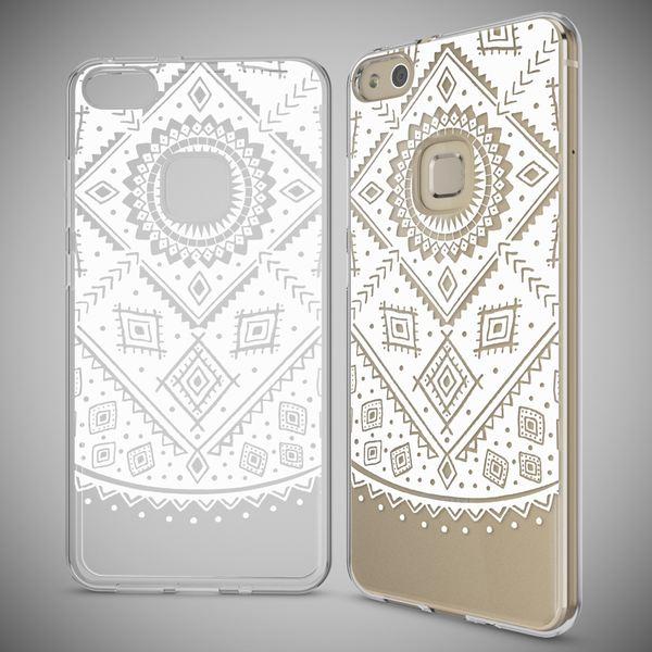 NALIA Handyhülle kompatibel mit Huawei P10 Lite, Motiv Design Slim Silikon Case Cover, Crystal Schutzhülle Handy-Tasche Dünn, Muster Etui Backcover Skin Smart-Phone Hülle – Bild 16