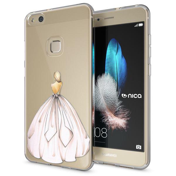 NALIA Handyhülle kompatibel mit Huawei P10 Lite, Motiv Design Slim Silikon Case Cover, Crystal Schutzhülle Handy-Tasche Dünn, Muster Etui Backcover Skin Smart-Phone Hülle – Bild 20
