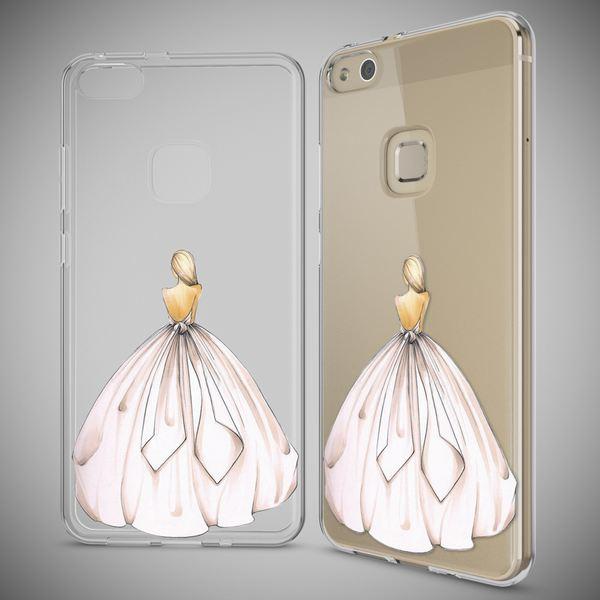 NALIA Handyhülle für Huawei P10 Lite, Slim Silikon Motiv Case Cover Crystal Schutz-Hülle Dünn Durchsichtig, Etui Handy-Tasche Backcover Transparent Bumper für P10Lite – Bild 22