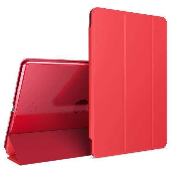 Apple iPad 2 3 4 Hülle Smart-Case von NALIA, Ultra-Slim Cover Dünne Tablet Schutzhülle, Kunst-leder Hardcase Ständer Tasche, Display-Schutz & Backcover Flip-Case Klapphülle Sleeve – Bild 9
