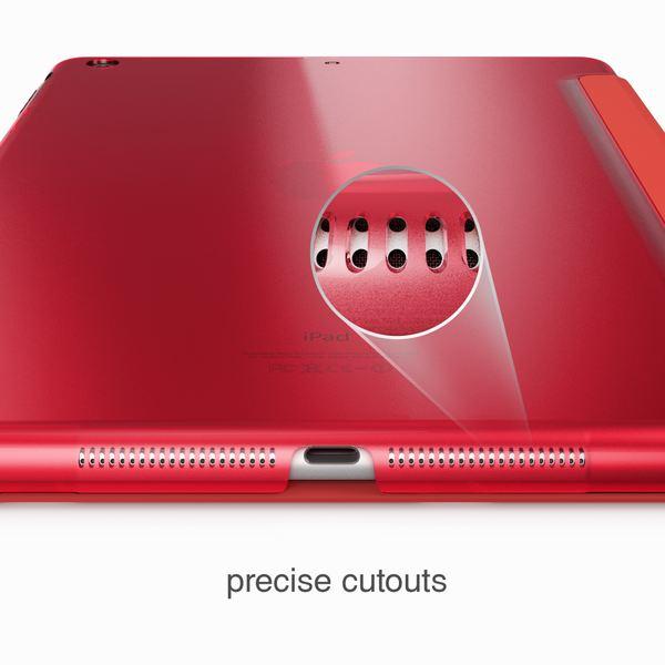Apple iPad 2 3 4 Hülle Smart-Case von NALIA, Ultra-Slim Cover Dünne Tablet Schutzhülle, Kunst-leder Hardcase Ständer Tasche, Display-Schutz & Backcover Flip-Case Klapphülle Sleeve – Bild 14