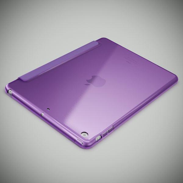 Apple iPad 2 3 4 Hülle Smart-Case von NALIA, Ultra-Slim Cover Dünne Tablet Schutzhülle, Kunst-leder Hardcase Ständer Tasche, Display-Schutz & Backcover Flip-Case Klapphülle Sleeve – Bild 25