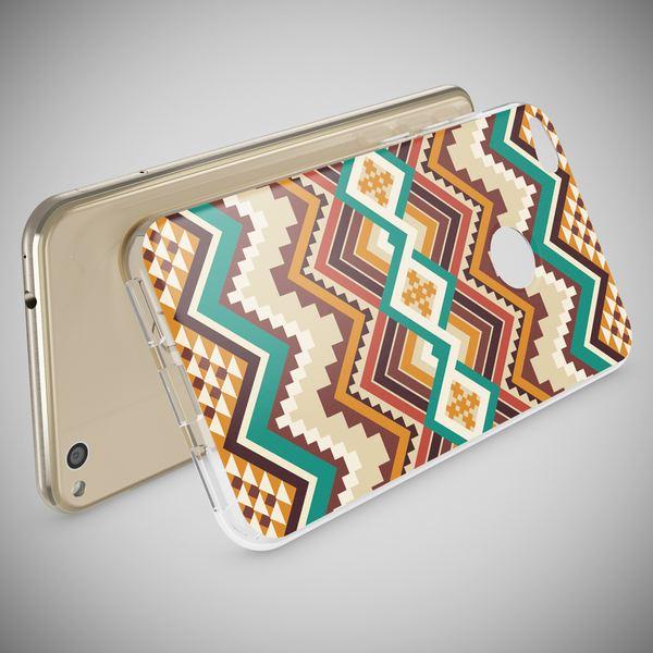 NALIA Handyhülle für Huawei P8 Lite 2017, Slim Silikon Motiv Case Crystal Schutz-Hülle Dünn Durchsichtig Etui Handy-Tasche Back-Cover Transparent Bumper für P8Lite-17 – Bild 3