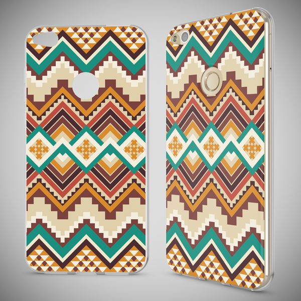 NALIA Handyhülle kompatibel mit Huawei P8 Lite 2017, Motiv Design Slim Silikon Case Cover, Crystal Schutzhülle Handy-Tasche Dünn, Muster Etui Backcover Smart-Phone Hülle – Bild 4