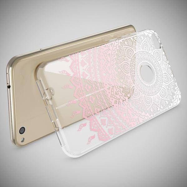 NALIA Handyhülle kompatibel mit Huawei P8 Lite 2017, Motiv Design Slim Silikon Case Cover, Crystal Schutzhülle Handy-Tasche Dünn, Muster Etui Backcover Smart-Phone Hülle – Bild 9