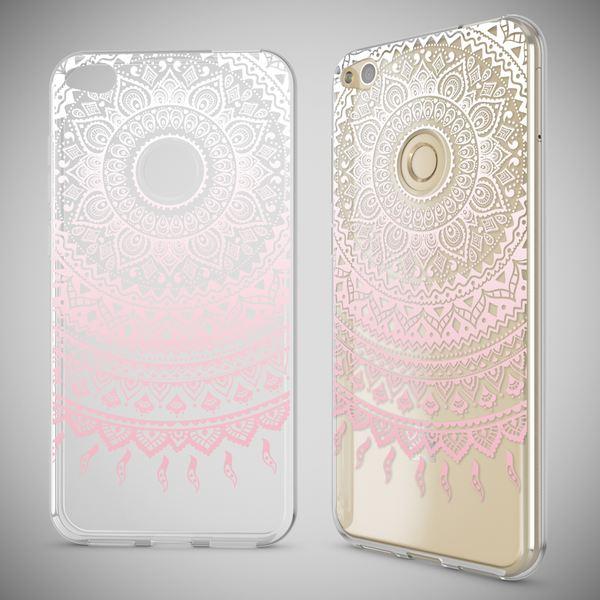 NALIA Handyhülle für Huawei P8 Lite 2017, Slim Silikon Motiv Case Crystal Schutz-Hülle Dünn Durchsichtig Etui Handy-Tasche Back-Cover Transparent Bumper für P8Lite-17 – Bild 10