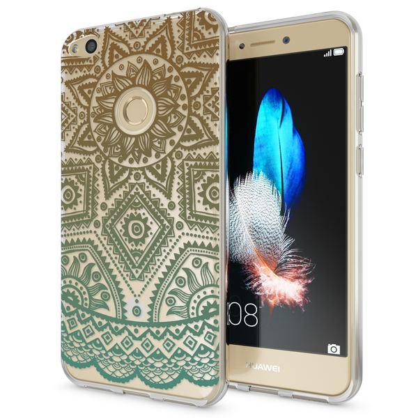 NALIA Handyhülle für Huawei P8 Lite 2017, Slim Silikon Motiv Case Crystal Schutz-Hülle Dünn Durchsichtig Etui Handy-Tasche Back-Cover Transparent Bumper für P8Lite-17 – Bild 11