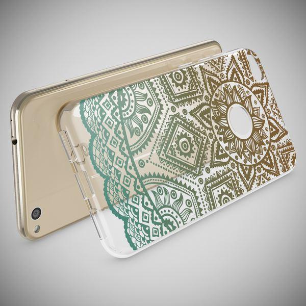 NALIA Handyhülle für Huawei P8 Lite 2017, Slim Silikon Motiv Case Crystal Schutz-Hülle Dünn Durchsichtig Etui Handy-Tasche Back-Cover Transparent Bumper für P8Lite-17 – Bild 12