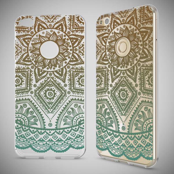 NALIA Handyhülle für Huawei P8 Lite 2017, Slim Silikon Motiv Case Crystal Schutz-Hülle Dünn Durchsichtig Etui Handy-Tasche Back-Cover Transparent Bumper für P8Lite-17 – Bild 13