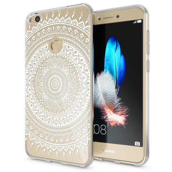 NALIA Handyhülle für Huawei P8 Lite 2017, Slim Silikon Motiv Case Crystal Schutz-Hülle Dünn Durchsichtig Etui Handy-Tasche Back-Cover Transparent Bumper für P8Lite-17 – Bild 14
