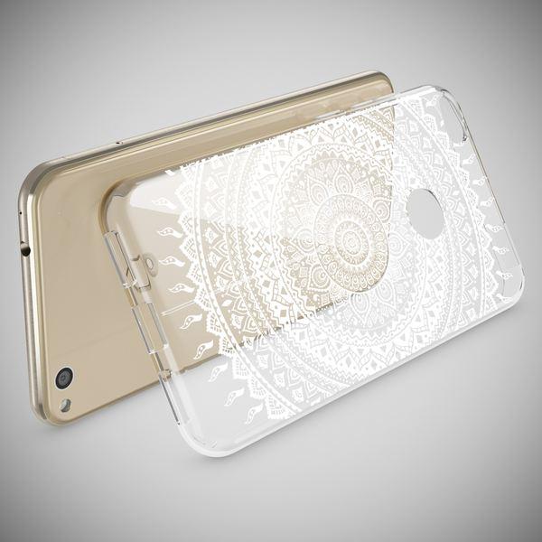 NALIA Handyhülle für Huawei P8 Lite 2017, Slim Silikon Motiv Case Crystal Schutz-Hülle Dünn Durchsichtig Etui Handy-Tasche Back-Cover Transparent Bumper für P8Lite-17 – Bild 15