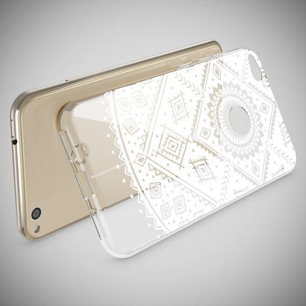 NALIA Handyhülle für Huawei P8 Lite 2017, Slim Silikon Motiv Case Crystal Schutz-Hülle Dünn Durchsichtig Etui Handy-Tasche Back-Cover Transparent Bumper für P8Lite-17 – Bild 18