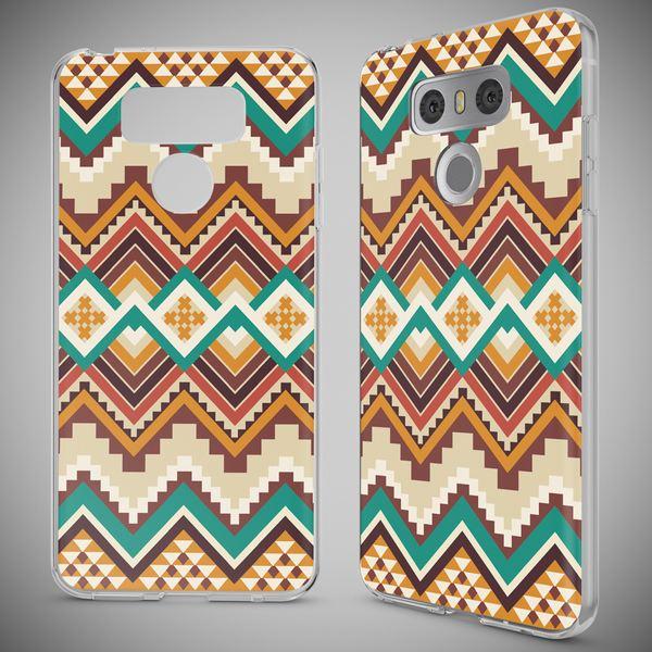 NALIA Handyhülle kompatibel mit LG G6, Motiv Design Ultra-Slim Silikon Case Cover, Crystal Schutzhülle Handy-Tasche Dünn, Muster Etui Backcover Hülle Smart-Phone Bumper – Bild 4