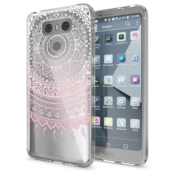 NALIA Handyhülle für LG G6, Slim Silikon Motiv Case Cover Crystal Schutz-Hülle Dünn Durchsichtig, Etui Handy-Tasche Backcover Transparent Bumper für G-6 Smart-Phone – Bild 8