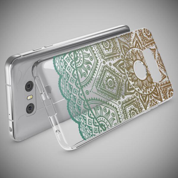 NALIA Handyhülle für LG G6, Slim Silikon Motiv Case Cover Crystal Schutz-Hülle Dünn Durchsichtig, Etui Handy-Tasche Backcover Transparent Bumper für G-6 Smart-Phone – Bild 12