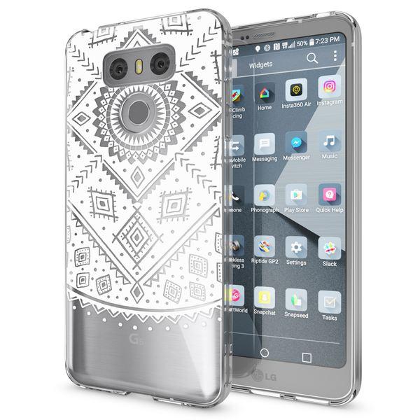 NALIA Handyhülle für LG G6, Slim Silikon Motiv Case Cover Crystal Schutz-Hülle Dünn Durchsichtig, Etui Handy-Tasche Backcover Transparent Bumper für G-6 Smart-Phone – Bild 17