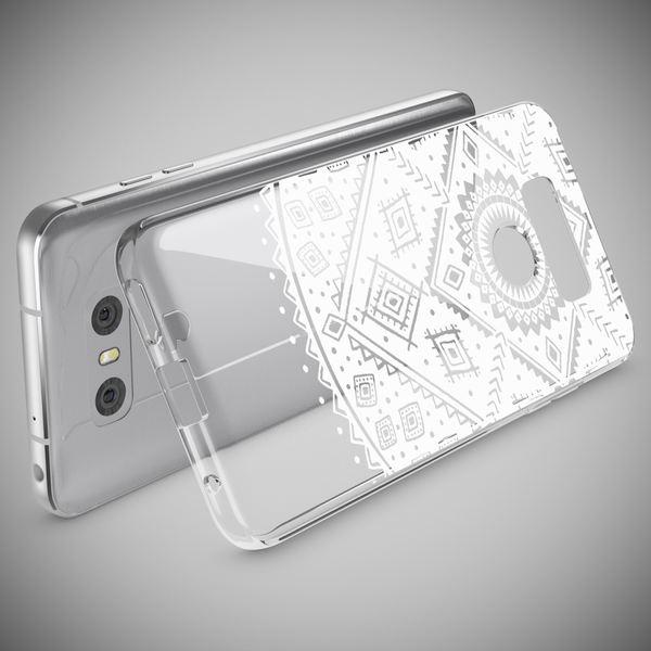 NALIA Handyhülle für LG G6, Slim Silikon Motiv Case Cover Crystal Schutz-Hülle Dünn Durchsichtig, Etui Handy-Tasche Backcover Transparent Bumper für G-6 Smart-Phone – Bild 18