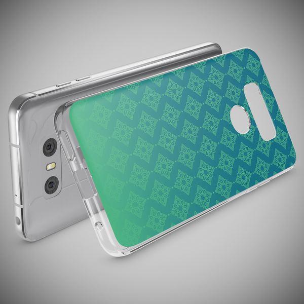 NALIA Handyhülle für LG G6, Slim Silikon Motiv Case Cover Crystal Schutz-Hülle Dünn Durchsichtig, Etui Handy-Tasche Backcover Transparent Bumper für G-6 Smart-Phone – Bild 21