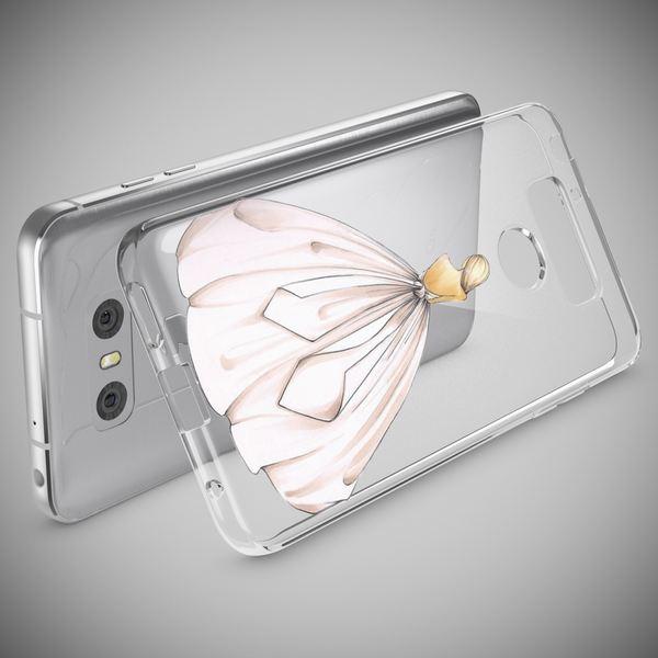 NALIA Handyhülle kompatibel mit LG G6, Motiv Design Ultra-Slim Silikon Case Cover, Crystal Schutzhülle Handy-Tasche Dünn, Muster Etui Backcover Hülle Smart-Phone Bumper – Bild 24