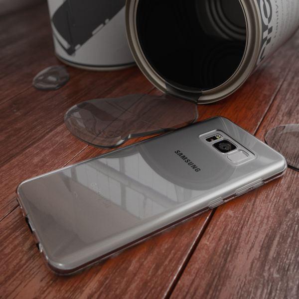 NALIA Handyhülle kompatibel mit Samsung Galaxy S8 Plus, Ultra-Slim Silikon Case Cover Crystal Schutzhülle Dünn Durchsichtig, Handy-Tasche Backcover Transparent Smart-Phone Hülle – Bild 9