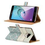 NALIA Klapphülle kompatibel mit Samsung Galaxy A3 2016, Slim Kunst-Leder Flip-Case Vegan, Motiv Full-Body Smart-Phone Etui Schutzhülle Dünn, Handyhülle Wallet Bumper Hülle – Bild 10